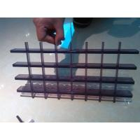 Buy Semi - Transparent PC Plastic Battery Fence Vacuum Forming Molds at wholesale prices