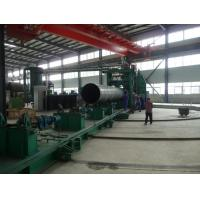 Quality Fully Automatic Spiral Weld Pipe Machine High Speed ISO9001 LX800 Series for sale