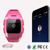 Quality Gps Device To Track A Person / IP67 Child Gps Tracker Watch Support Multi Languages for sale