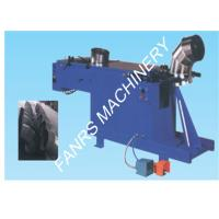 Quality 55 L Hydraulic Type Spiral Stainless Steel Elbow Machine For Undercutting / Seaming for sale