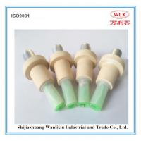 China R type(PT-PTRH13%)  Disposable Thermocouple with (Round bottom) Used for Temperature Measurement for sale