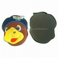 Quality Refrigerator magnet, made of soft PVC rubber, non-toxic for sale