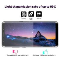 Quality Dust Proof 3D Full Cover Tempered Glass Screen ProtectorHd Optical Clarity for sale