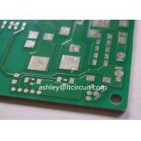 Quality Aluminum Based Heavy Copper Printed Circuit Board Green Solder Hight Thermal Conductivity for sale