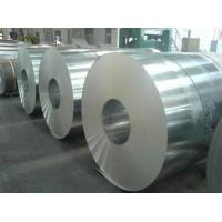 Buy Cold Rolled Metal Coils Hot Dipped Galvanized Steel Strip Rolls at wholesale prices
