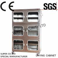 Buy cheap Electronic Desiccant Stainless Nitrogen Dry Box With Rustproof Paintwith 3.2mm from wholesalers