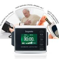 China Semaiconductor Pain Relief Low Level Laser Therapy Wrist Watch Home Elderly Diabetes on sale