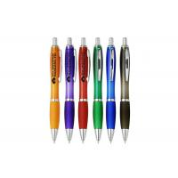 China Logo Printing Floating Ball Pen Plastic ABS Floating Ball Pen on sale