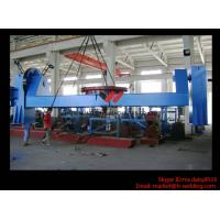 Quality Head / Tail Welding Equipment Welding Positioner for Tilting and Rotation 600kg Load for sale