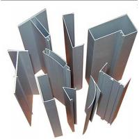 Quality Thin Wall Aluminum Extrusion Channel With U / T / I Channel Shaped for sale