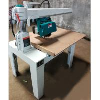 Quality MJ23 Hand Hold Radial arm circular saw machine for woodworking for sale