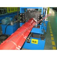 Quality Automatic Ridge Cap Machine Colored Prepainted Sheet Metal Roll Forming Machines for sale