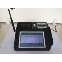Quality Multi Touch Wireless All in One POS Terminal , Andrioid 4.4.2 Web Based POS Device for sale