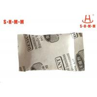 Quality Natural Clay Calcium Chloride Desiccant , Small Desiccant Packs Non - Corrosiveness for sale