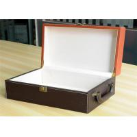 Quality Large Colorful Printed Gift Boxes Embossing  , Gloss Finished For Jewelry Packing for sale