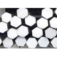 Quality Peeled / Polishing Hexagonal Steel Bar , 300 Series Stainless Steel Hex Bar for sale