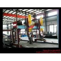 Quality Two Welding Arm Mobile Gantry Type Welding Machine For H Beam Welding Seam for sale