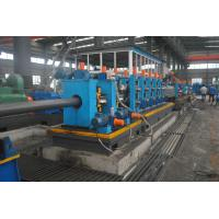 Quality Full Automatic ERW Pipe Mill Making Machine ERW165 Rectangular Shape for sale