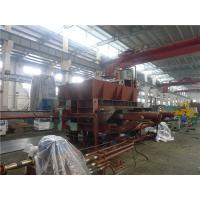 Quality 31.5 Mpa Scrap Metal Cutting Shear For Steel Plate / Rebar HC42 - 2500 for sale