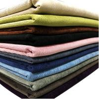 Quality Strong Durable Corduroy Fabric for sale