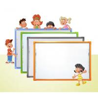Quality smart board finger touch, electronic whiteboard , multi-colors, with pre-school software for sale