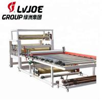 Quality Easy To Install Fully Automatic Lamination Machine For Decorative Gypsum Board for sale