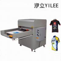 China 3d large format jersey heat rosin press plates textile digital gold foil printing machine sublimation printer on sale