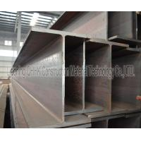 Buy cheap Stainless Steel I Beam Steel H Beam Black Carbon Q34B Grade DIN Standard from wholesalers