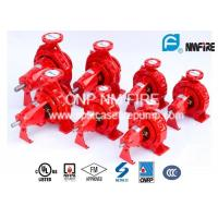 Quality Energy Saving Horizontal End Suction Centrifugal Pumps For Terminals / Oil Depots for sale