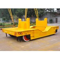 Quality 50t hydraulic lifitng cross transfer car for aluminum foil coil for sale