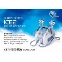 Quality No Pain IPL Laser Equipment Hair Permanent Removal Machine With Filters for sale