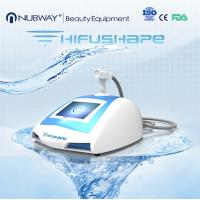 Powerful portable hifu body slimming machine with CE for sale