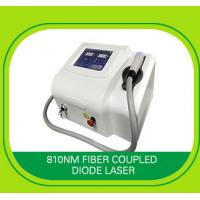 Quality Best laser hair removal machine with newest technology 810nm fiber coupled diode laser bikini laser hair removal for sale