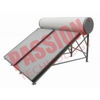 Quality Flat Plate Solar Powered Water Heater for sale