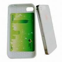 Quality Fashionable White Case/Cover for iPhone 4/4S, Easy to Use for sale