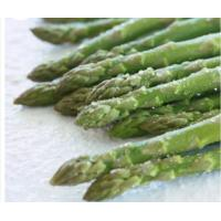 China Good Price for Green Asparagus Spears Frozen IQF Vegetables hot sale grade A on sale