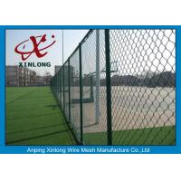 Buy Weave Style Diamond Wire Mesh Fence For Outdoor Playground 50 * 50mm at wholesale prices