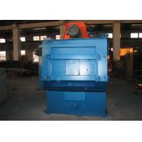 Quality Q326 Tumble Belt Shot Blasting Machine Metal Parts Cleaning 100kg / Min for sale