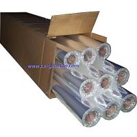 China clear cellophane rolls  40in x 300ft for basket wrapping on sale