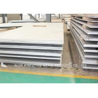 Quality AISI Hot Rolled 316 Stainless Steel Sheet NO.1 Surface Finish 1500*6000 MM for sale