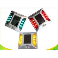 Quality IP68 Full Color Solar LED Road Stud With Rechargeable Ni - MH Battery for sale