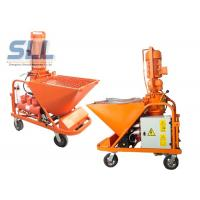 Buy cheap Self - Suck 3 MPa Model Mortar Spraying Machine With Long Convey Distance from wholesalers