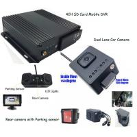 Quality GPS Car Taxi Mobile 3G 1080P Vehicle Video Recorder OSD Interface To View Passengers Inside for sale