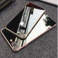 Quality 2.5D Round Edge Mirror Tempered Glass Screen Protector Iphone 6 / 6 Plus Anti Oil / Dust for sale
