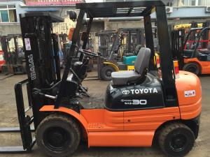 Quality Used Second Hand TCM Mitsubishi Komatsu TOYOTA YTO Forklift in Good Condition for Sale for sale