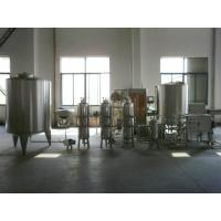 Quality Ozone Generator Sewage Water Treatment Plant for Beverage Industry 1T-30T Capacity for sale