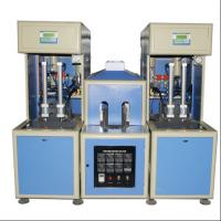 Quality 14KW Semi automatic Bottle Blowing Machine 2000Bph for PET Bottle for sale