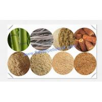 biomass material for making wood pellets