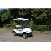 China White Street Legal Electric Golf Carts 4 Wheel Drive Mobility Scooter 3 Kw Motor Power on sale