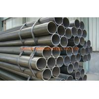 Quality Welding ERW Galvanized Steel Pipe Schedule 80 / Schedule 40 , GB/T178-2005 for sale